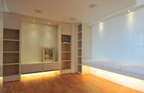 客厅电视背景墙简约风格效果图
