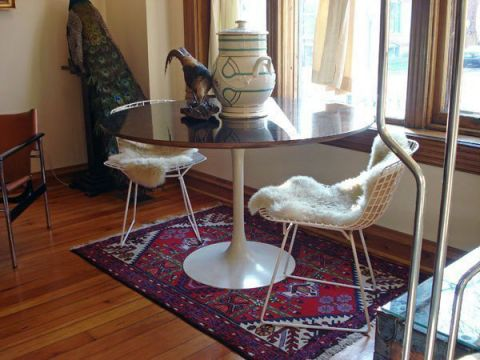 客厅吧台混搭风格装饰效果图
