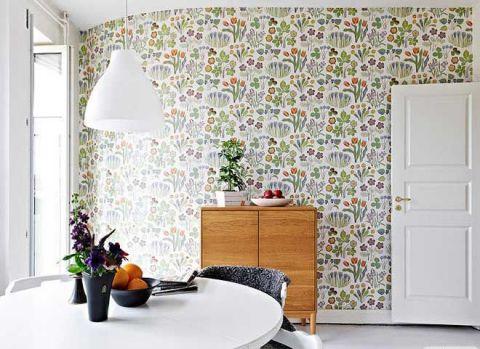 美好客厅北欧设计图
