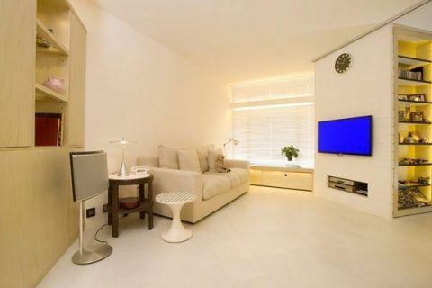 60平米公寓现代风格装修