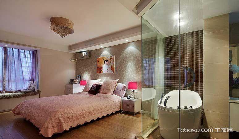 2019现代欧式卧室装修设计图片 2019现代欧式床图片