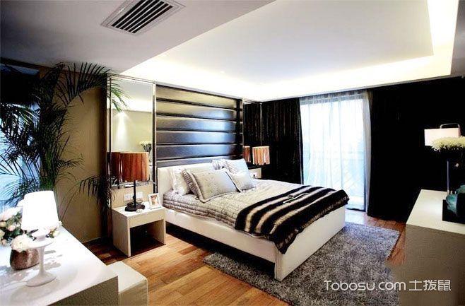 2020中式古典110平米裝修設計 2020中式古典套房設計圖片