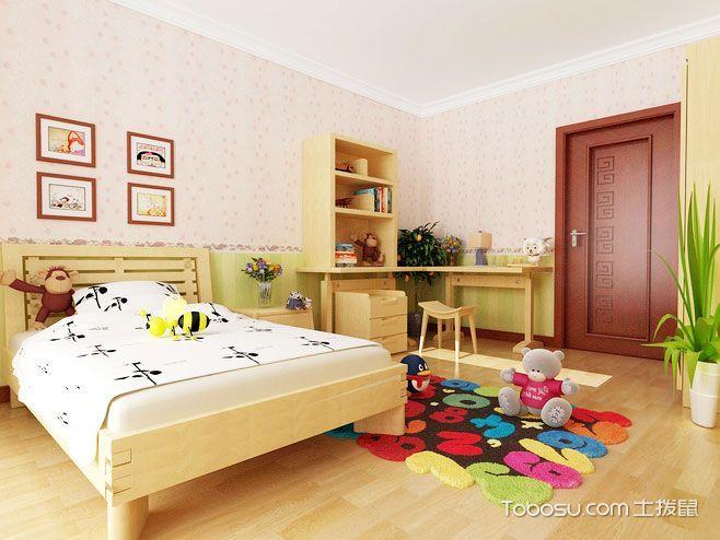 2021中式古典儿童房装饰设计 2021中式古典背景墙装修图