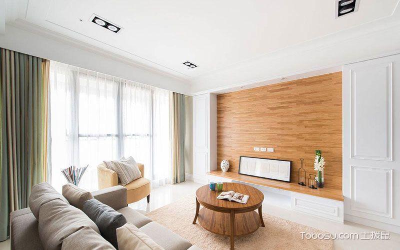 2020簡中110平米裝修設計 2020簡中套房設計圖片