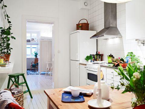唯美厨房橱柜案例图