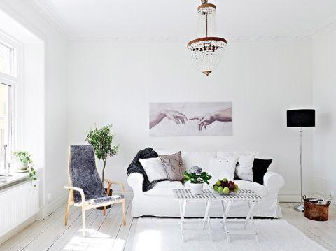 2019北欧70平米设计图片 2019北欧公寓u乐娱乐平台设计