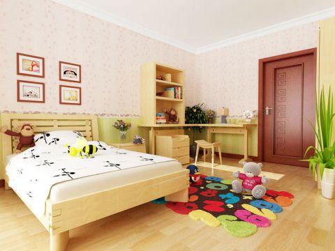 2019中式古典儿童房装饰设计 2019中式古典背景墙装修图