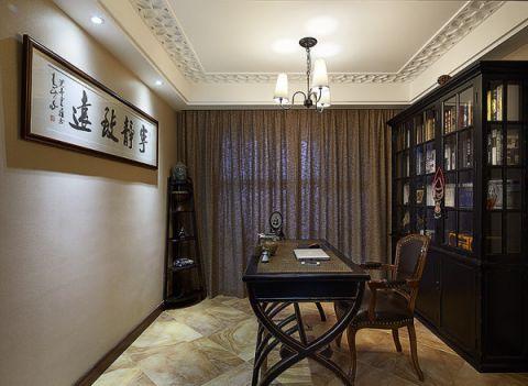 大户型173平米东南亚风格室内效果图