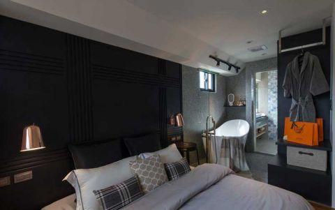 美观大方卧室混搭图片