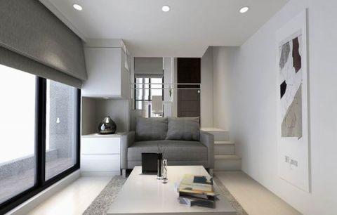简单客厅沙发设计方案