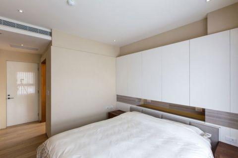 雅致卧室床头柜装修效果图欣赏