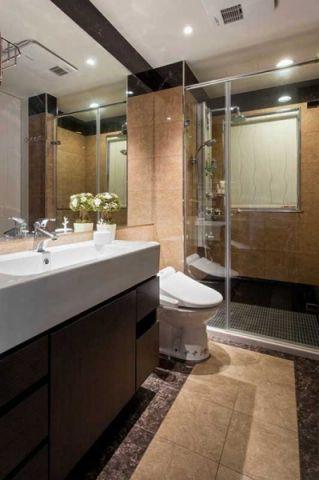 写意卫生间新古典装饰设计图片