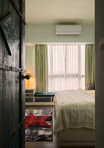 优雅窗帘装修案例图片