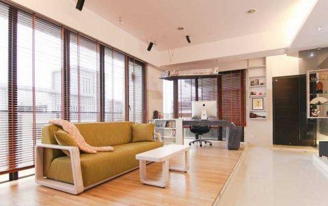 78平米公寓简约风格装修案例