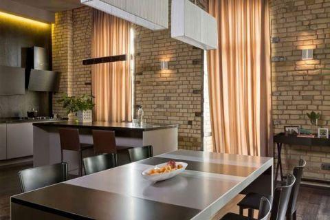 创意u乐国际娱乐城灰色餐桌装潢优乐娱乐官网欢迎您