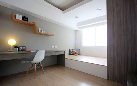 简约风格公寓80平米装修