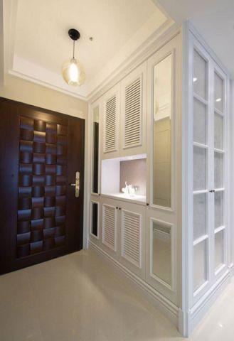 沉稳玄关门厅室内装修设计