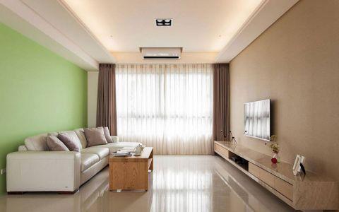 110平米套房简约风格装修