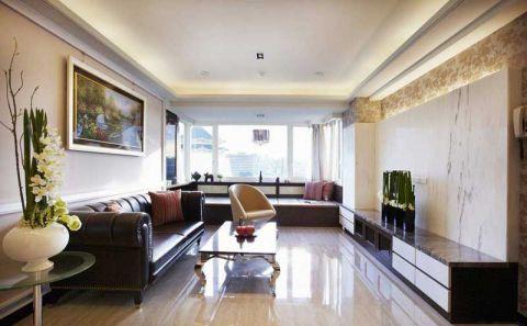 二居室106平米简约风格装修