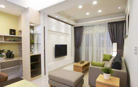 91平米套房现代简约风格装修