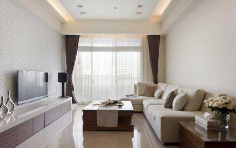 现代风格套房112平米装修