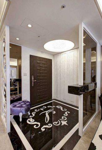 新古典玄关门厅室内装修图片