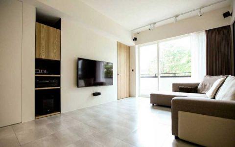 137平米公寓简约风格装修设计