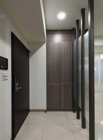 66平米二居室现代风格室内装修设计