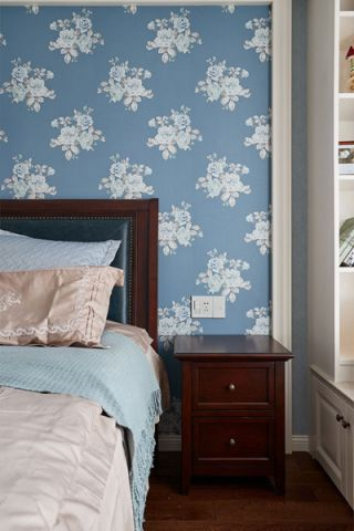 朴素温馨卧室装修美图