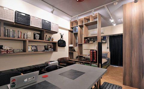 混搭风格公寓76平米装修