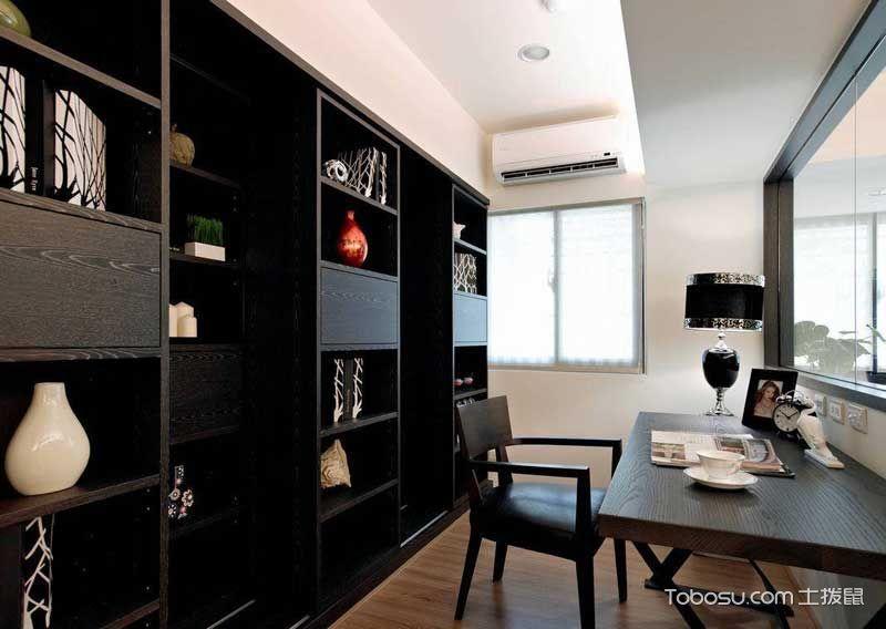 温馨简中式三居装饰 随心所欲的设计