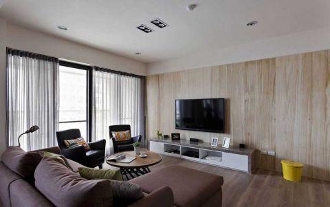 简约风格二居室60平米装饰图片