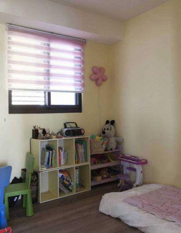 自然儿童房设计图欣赏
