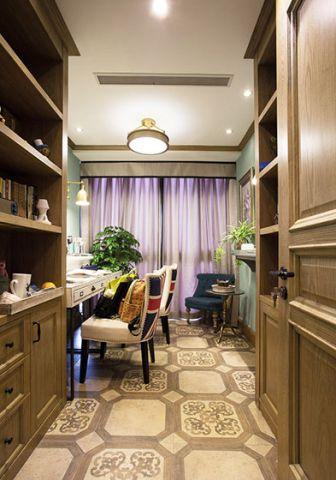 2020新古典书房装修设计 2020新古典地砖装修效果图大全