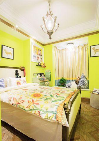 2020新古典卧室装修设计图片 2020新古典背景墙装饰设计