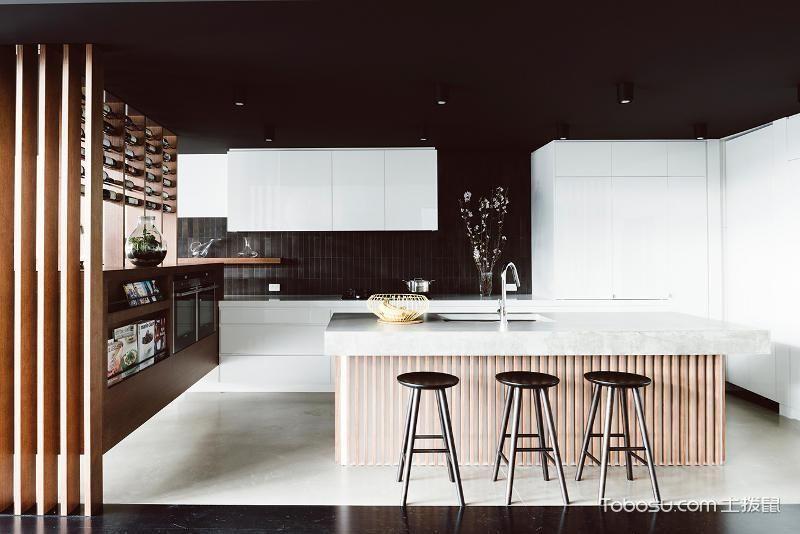 创意而前卫 现代简约风格白色主题住宅