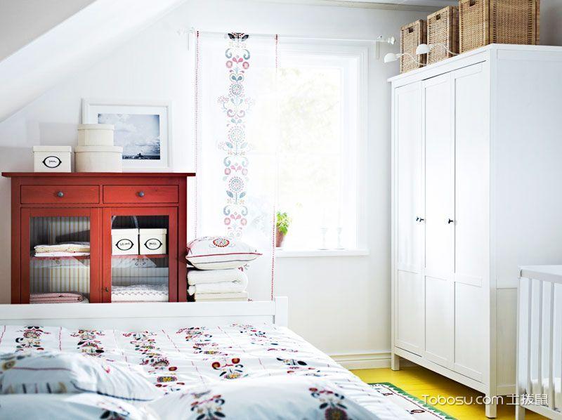 17款宜家卧室衣柜 简约实用全掌控