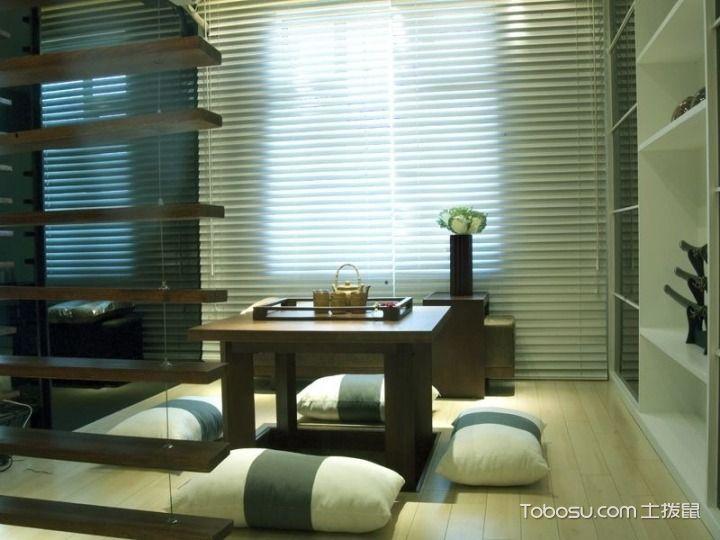 舒适兼实用 16个书房榻榻米设计
