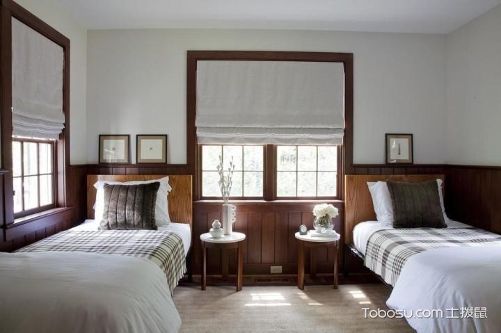 14张中式单人床图片 简单大气