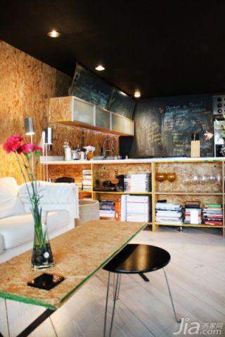 自然白色客厅室内u乐娱乐平台设计