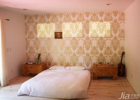 清新卧室混搭室内u乐娱乐平台设计