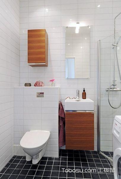 简洁不简单 20张简洁洗手台设计图片