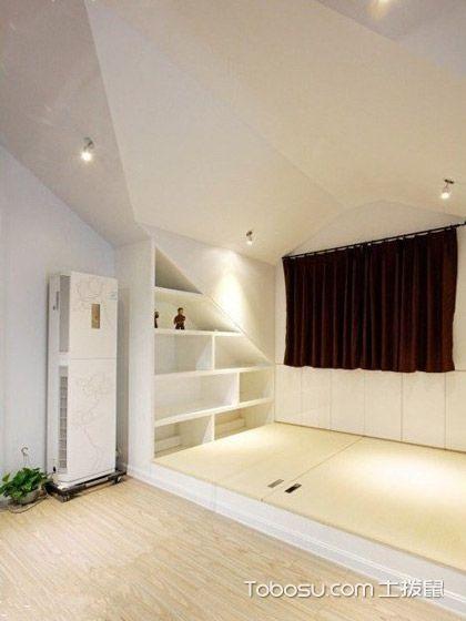 2018现代起居室装修设计 2018现代榻榻米装修图