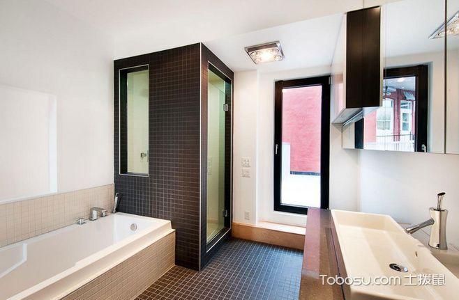 18张美式洗手台设计图 尊贵典雅