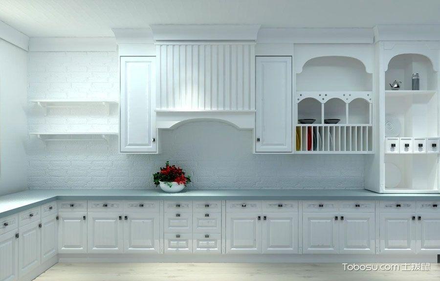 套房89平米欧式风格效果图图片