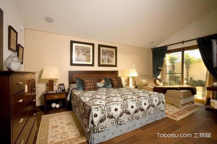 省钱装饰妙法 16款装饰画点缀卧室背景墙图