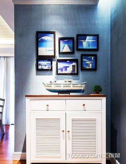 20款照片墙图片 上演地中海风格