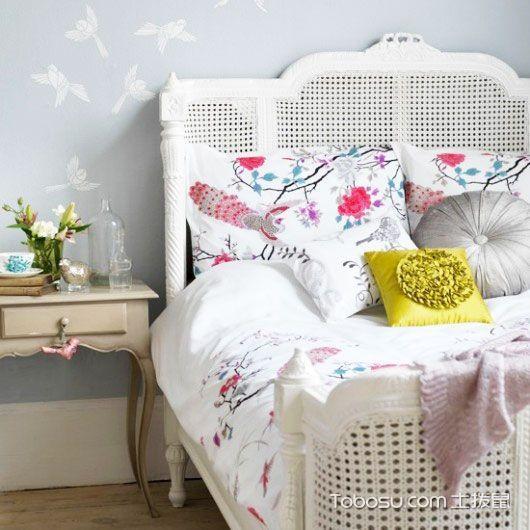 21款素色壁纸图 温馨卧室简单造