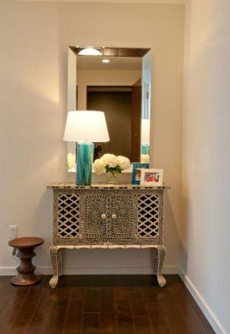 温暖客厅现代简约设计效果图