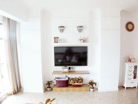 客厅电视柜现代简约设计图欣赏